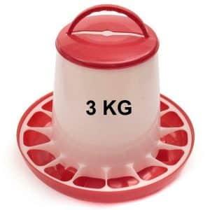 Lėsykla 3kg talpos