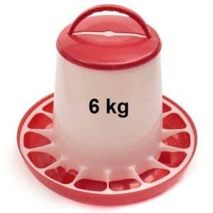 Lėsykla 6kg talpos