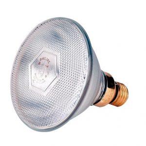 Kaitrine šildymo lempa